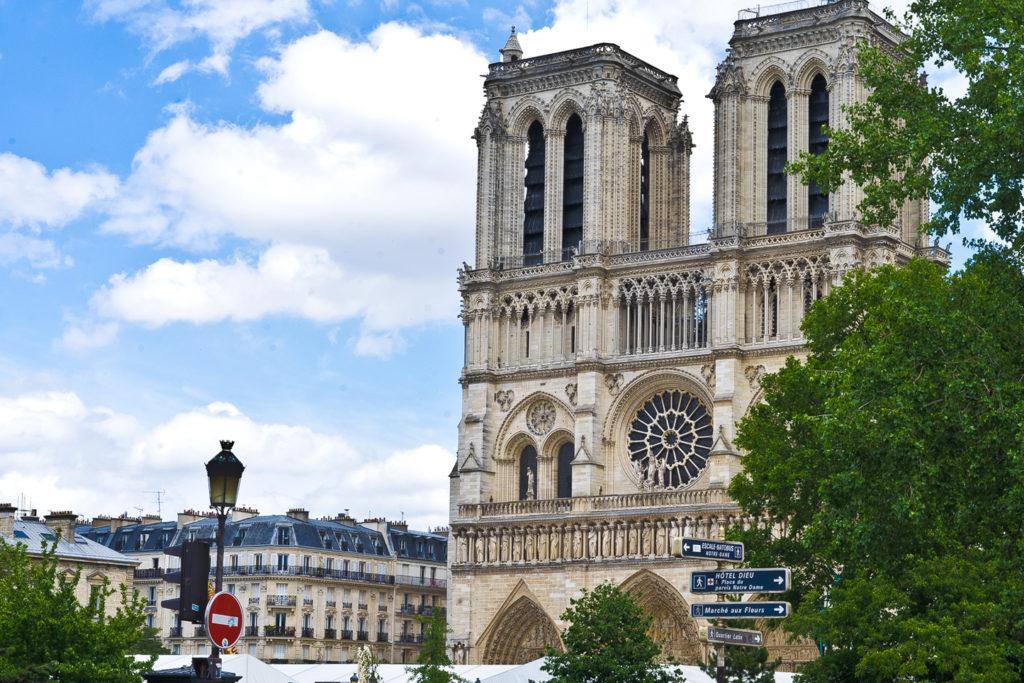 Notre Dame pont