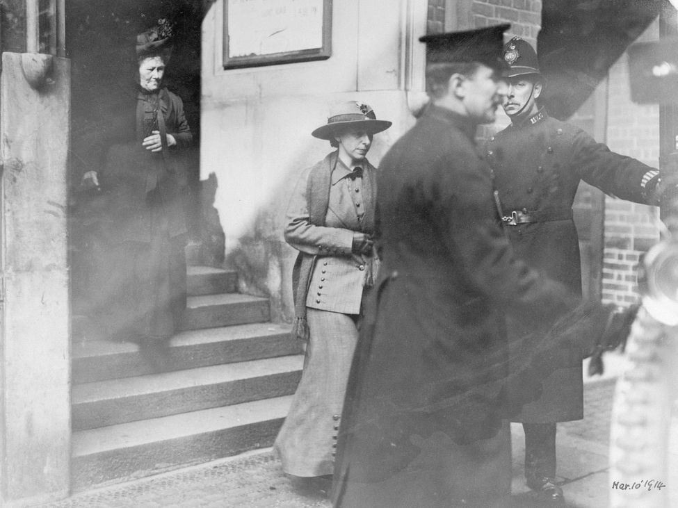 Mary Richardson trial