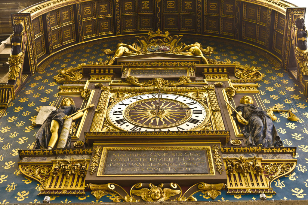 Horloge Conciergerie