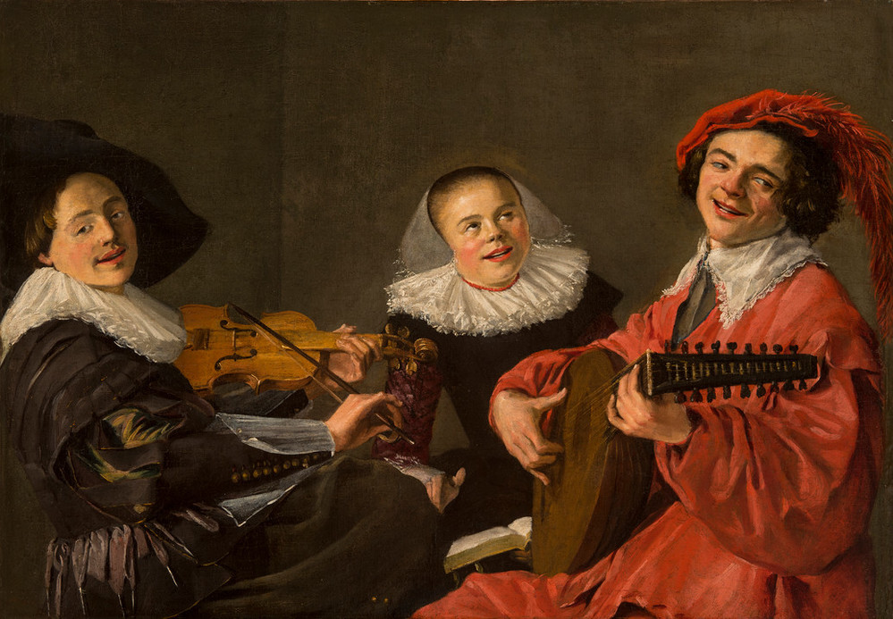 The Concert Judith Leyster National Museum of Women in the Arts