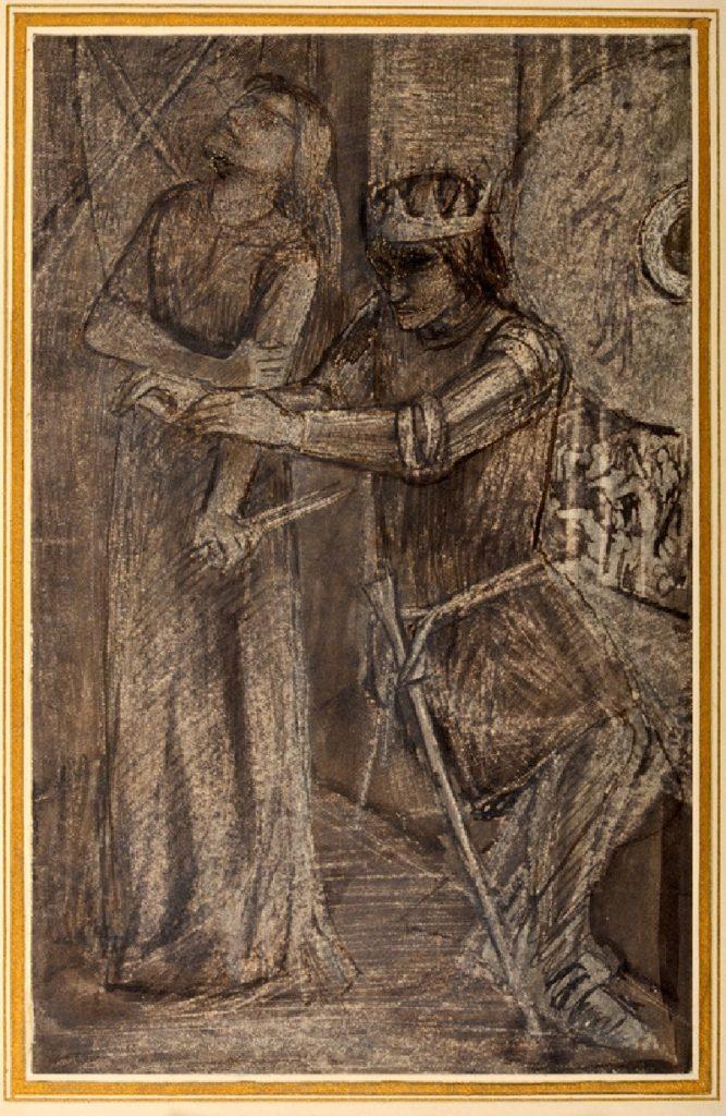 Elizabeth Siddal, The Macbeths, Ashmolean